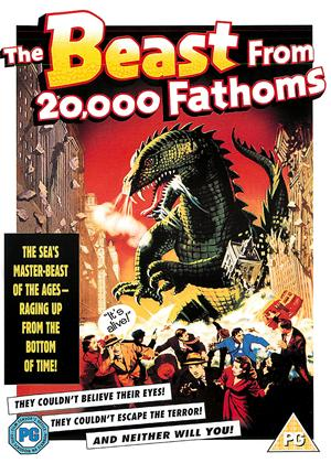 The Beast from 20,000 Fathoms Online DVD Rental