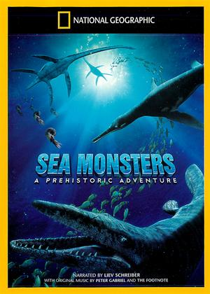 National Geographic: Sea Monster: A Prehistoric Adventure Online DVD Rental