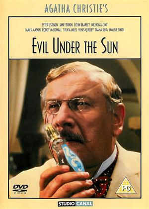 Evil Under the Sun Online DVD Rental