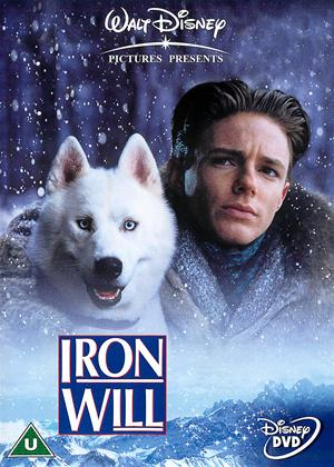 Iron Will Online DVD Rental