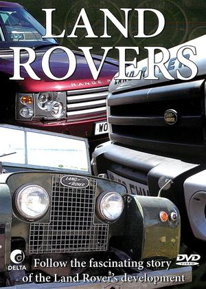 Land Rovers Online DVD Rental