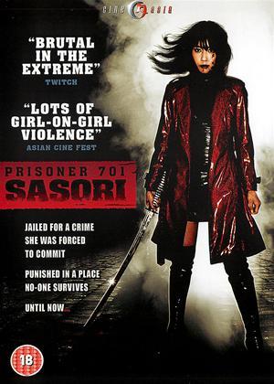 Prisoner 701: Sasori Online DVD Rental