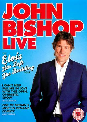 Rent John Bishop Live: The Elvis Has Left The Building Tour Online DVD Rental