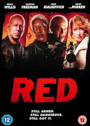 Rent Red Online DVD Rental