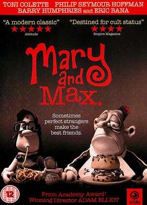 Mary and Max Online DVD Rental
