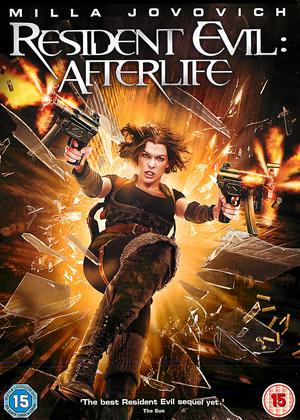 Resident Evil: Afterlife Online DVD Rental