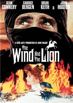 Rent The Wind and the Lion Online DVD Rental