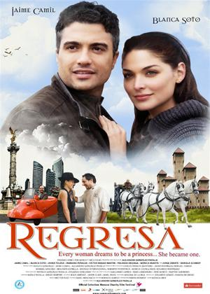 Regresa Online DVD Rental