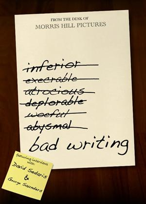 Rent Bad Writing Online DVD Rental