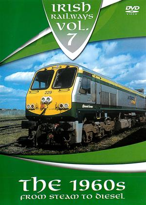 Irish Railways: From Steam to Diesel Online DVD Rental