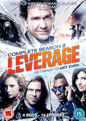Leverage: Series 2 Online DVD Rental