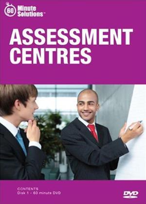 Assessment Centres Online DVD Rental