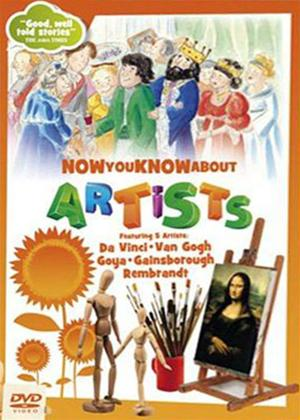 Now You Know About: Artists Online DVD Rental