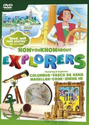 Rent Now You Know About: Explorers Online DVD Rental