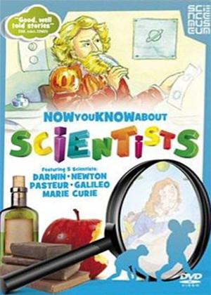 Now You Know About: Scientists Online DVD Rental