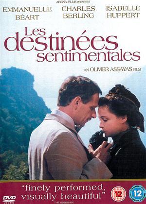 Les Destinees Sentimentales Online DVD Rental