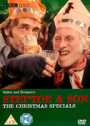 Steptoe and Son: The Christmas Specials Online DVD Rental