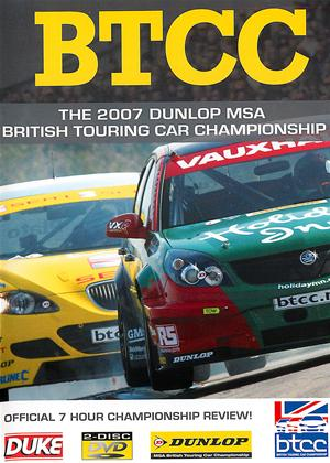 Rent BTCC 2007 Online DVD Rental