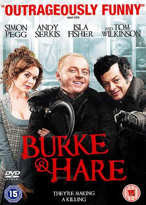 Burke and Hare Online DVD Rental