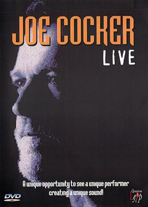 Joe Cocker: Live Online DVD Rental