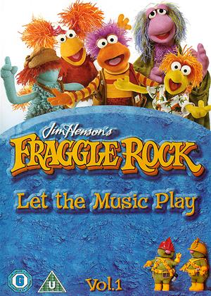 Rent Fraggle Rock: Let the Music Play Online DVD Rental