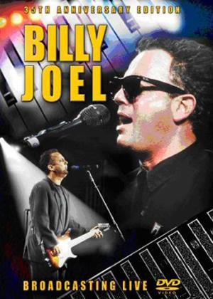 Billy Joel: Broadcasting Live Online DVD Rental