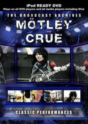 Rent Motley Crue: Classic Performances Online DVD Rental