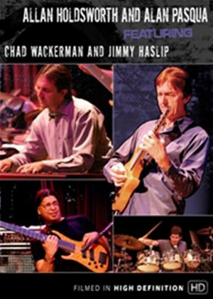 Rent Allan Holdsworth and Alan Pasqua: Live at Yoshi's Online DVD Rental