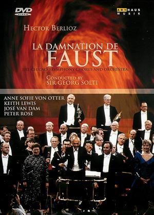 Berlioz: La Damnation De Faust Online DVD Rental