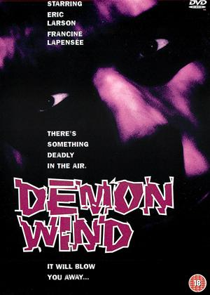 Demon Wind Online DVD Rental