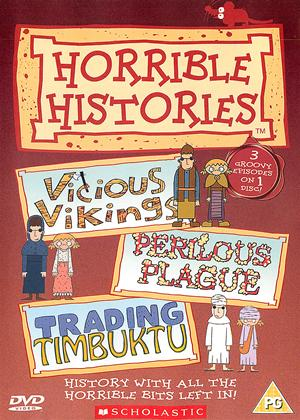 Rent Horrible Histories: Vicious Vikings / Perilous Plague / Trading Timbuktu Online DVD Rental