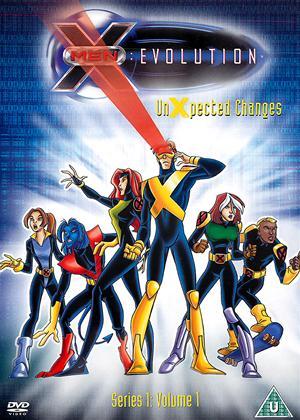 Rent X-Men Evolutions: UnXpected Changes: Series 1: Vol.1 Online DVD Rental