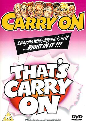 That's Carry On Online DVD Rental