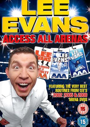 Rent Lee Evans: Access All Arenas Online DVD Rental