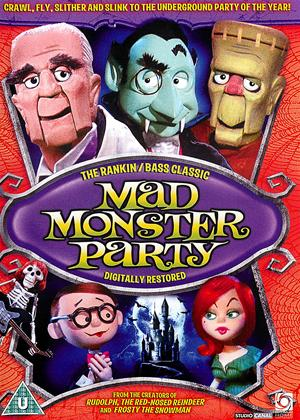 Rent Mad Monster Party Online DVD Rental