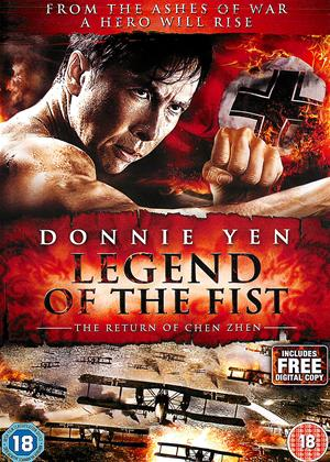 Legend of The Fist: The Return of Chen Zhen Online DVD Rental
