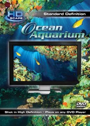 Rent HDScape Ocean Aquarium Standard Definition Online DVD Rental