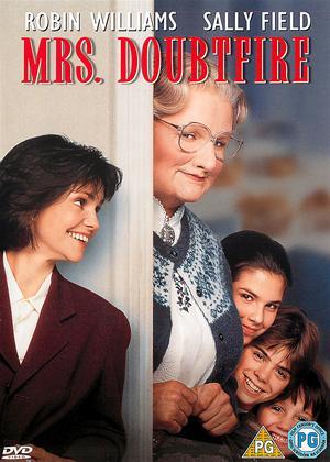 Mrs. Doubtfire Online DVD Rental