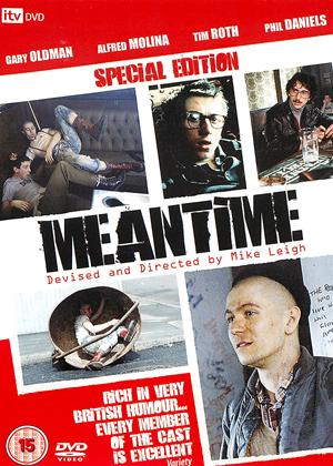 Meantime Online DVD Rental