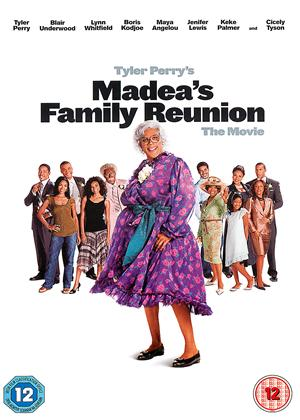 Rent Madea's Family Reunion Online DVD Rental