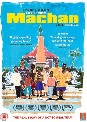 Machan Online DVD Rental