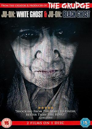 Ju-on: White and Black Ghost Online DVD Rental