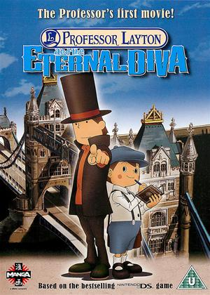 Professor Layton and the Eternal Diva Online DVD Rental