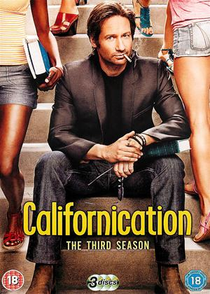 Rent Californication: Series 3 Online DVD Rental