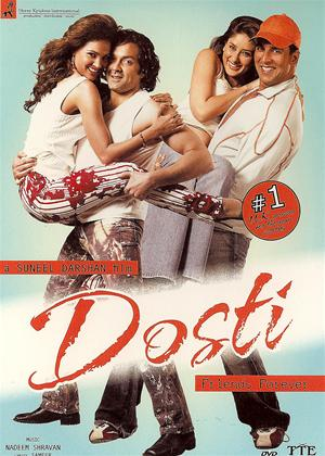 Dosti: Friends Forever Online DVD Rental