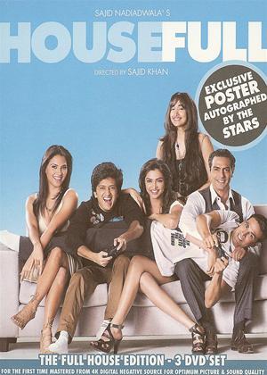 Housefull Online DVD Rental