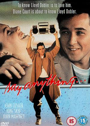 Say Anything Online DVD Rental