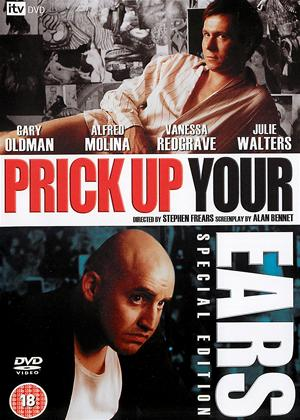 Prick up your ears Online DVD Rental