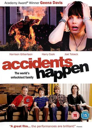 Accidents Happen Online DVD Rental