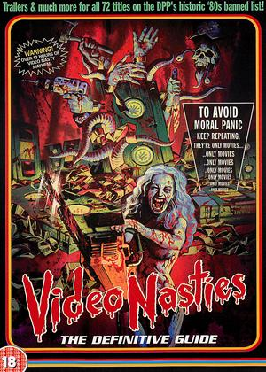 Rent Video Nasties: The Definitive Guide Online DVD Rental